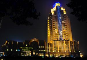 德州富豪康博大酒店
